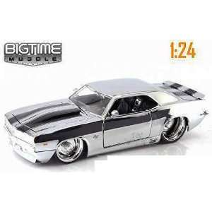 Jada Toys Bigtime Muscle   Chevy Camaro Hard Top (1969, 1