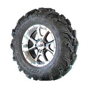 ITP Mud Lite XTR SS108 Black Alloy 27in.x14in. Right Front Tire/Wheel