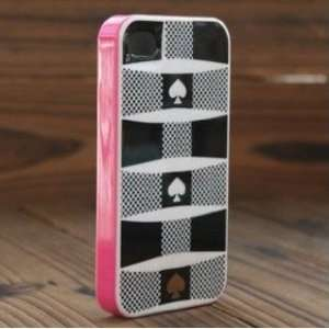 Kate Spade 3 Layers Case for Iphone 4 / 4gs Cell Phones & Accessories