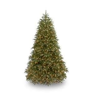 National Tree 7 1/2 Feel Real Jersey Fraser Medium Fir Tree, Hinged