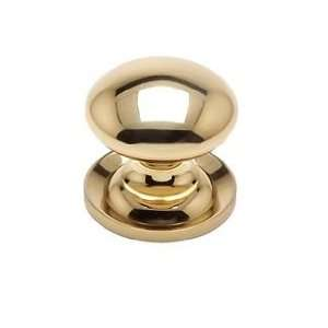 Berenson 5275 303 C Manchester Polished Brass Knobs Cabinet Hardware