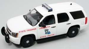 Response 1/43 Louisiana 75th Anniversary State Police Chevy Tahoe