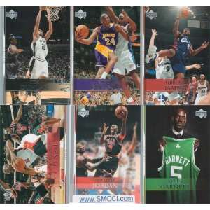 200 Card Set. Loaded with Stars Including Michael Jordan, Lebron James
