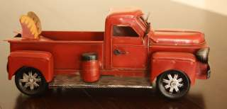 Vintage & unique Hand made Tin model car 1948 Ford Pickup Truck