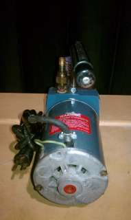 Welch Vacuum Pump Model 8803