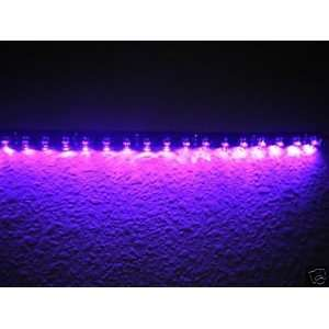 24 Purple LEDs. NEON Light Strip 12V LED W/ 3M Tape (14