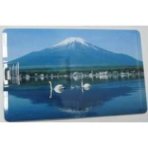 Credit Card Style USB Flash Memory Drive 07  4G