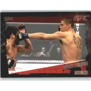 2010 Topps UFC Trading Card # 120 Duane Ludwig (Ultimate