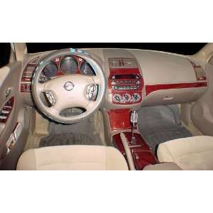 NISSAN ALTIMA 2002 2003 2004 INTERIOR WOOD DASH TRIM KIT