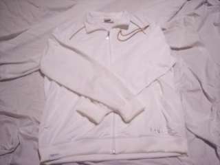 New Mens NIKE AIR FORCE 25 White Jacket mens XL one jordan