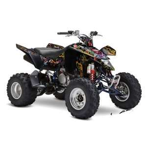 Ed Hardy AMR Racing Suzuki LTZ 400 2009 2011 ATV Quad Graphic Kit