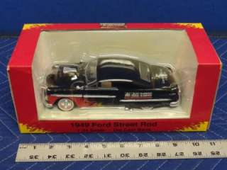 1949 Ford Street Rod 124 Scale Die cast Bank V25