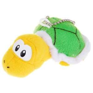 Super Mario Koopa Troopa Plush Doll Keychain Everything