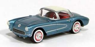 Johnny Lightning CHEVY THUNDER 1957 Corvette