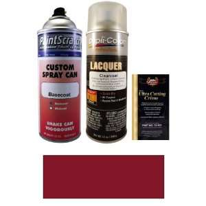 Dark Red Mica Pearl Spray Can Paint Kit for 2000 Toyota Avalon (3N6