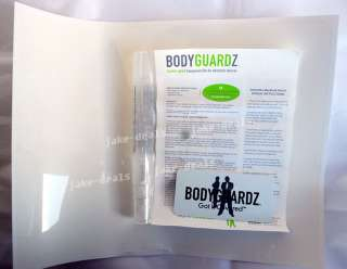 bodyguardz is the perfect apple ipad 2 screen and or body protector it