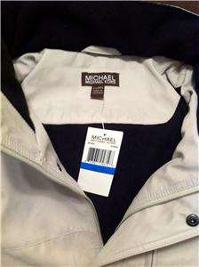 NWT*MICHAEL KORS MENS JACKET*STRING*SZ MED,LG,XL,2XL