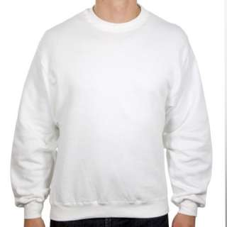 Loom Mens Crewneck Cotton Sweatshirts Wholesale Lot WHITE 2XL