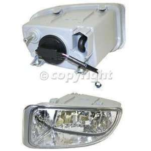 FOG LIGHT subaru LEGACY 00 02 lamp driving lh Automotive