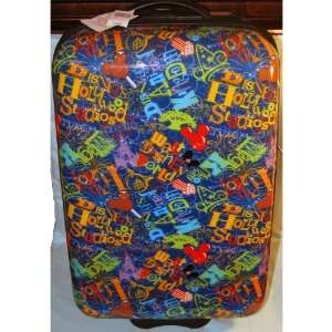 Disney Storybook Hard Sided Carry On Luggage