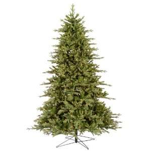 Vickerman 23207   7.5 x 63 Cason Fraiser Fir 900 Clear