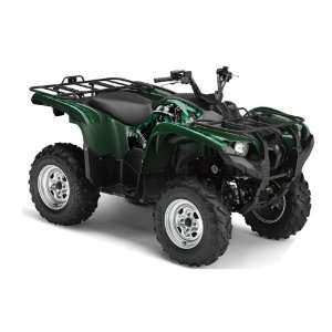 AMR Racing Yamaha Grizzly 700 ATV Quad Graphic Kit   Reaper Green