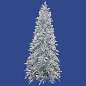 Silver Ashley Spruce 54 Artificial Christmas Tree in
