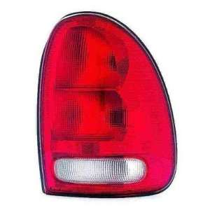 1996 00 CHRYSLER TOWN & COUNTRY VAN TAILLIGHT, LH (DRIVER