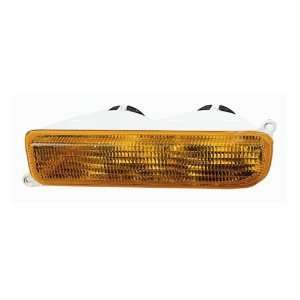 Depo Jeep Cherokee Driver & Passenger Side Replacement Bumper Signal
