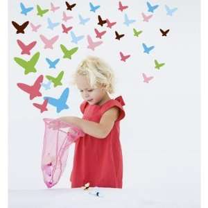 Flutterflies Removable Wall Decals