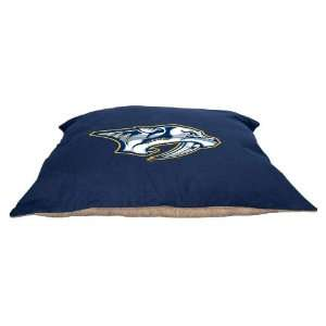 Nashville Predators 27x36 Plush Pet Dog Bed / Large Pillow