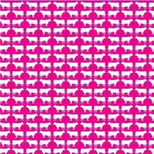 PATTERN PINK & WHITE Vinyl Decal Sheets 12x12 x3 Great for Cricut
