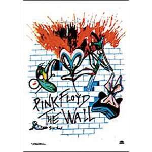 Pink Floyd   The Wall Textile Poster