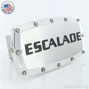 Cadillac Escalade Logo Tow Hitch Cover Automotive