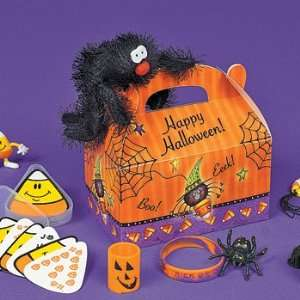 Halloween Treat Boxes   Party Favor & Goody Bags & Filled Treat Bags
