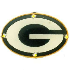 Green Bay Packers NFL Flashing Pin or Pendant  Sports