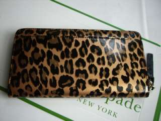 Kate Spade Sugar Grove Animal Neda Wallet $195