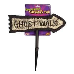 Spooky Ghost Lawn Stake Halloween Prop Toys & Games