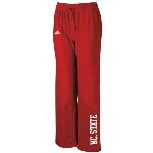 adidas North Carolina State Wolfpack Ladies Red Word Plus