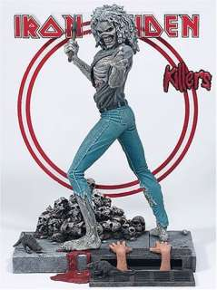 IRON MAIDEN KILLERS EDDIE Action Figure McFarlane Toys