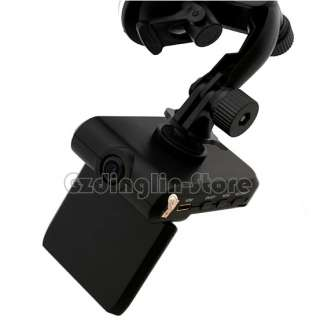 Motion Detection Car DVR Recorder Camcorder Accident Vehicle Dashboard