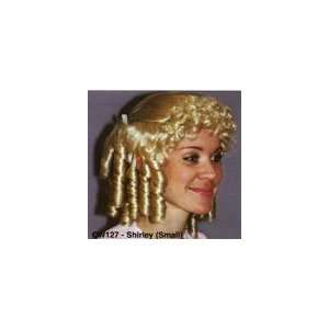 Garland Costume Wig Shirley # Garland Costume Wig