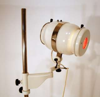 BAUHAUS medical FLOOR LAMP   LAMPE LAMPADA art deco INDUSTRIAL DESIGN