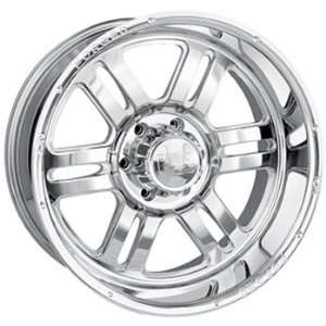 Forged Ion Magnum 20x9 Chrome Wheel / Rim 6x135 with a 10mm Offset and