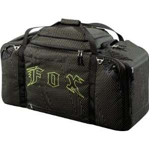 Fox Racing Podium Gearbag Black/Green No Size Automotive