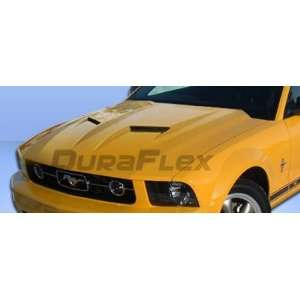 2005 2009 Ford Mustang Duraflex Mach 2 Hood Automotive