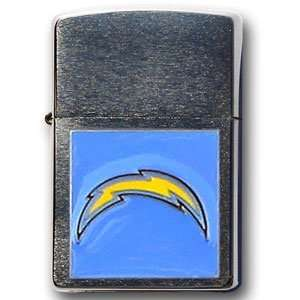 San Diego Chargers Zippo Lighter   NFL Football Fan Shop