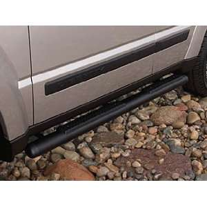 Jeep Liberty Black Tubular Side Step Automotive