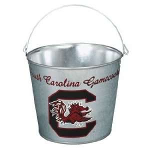 NCAA South Carolina Gamecocks 5 Quart Pail *SALE* Sports