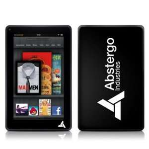 Abstergo Industries Black Design Protective Decal Skin